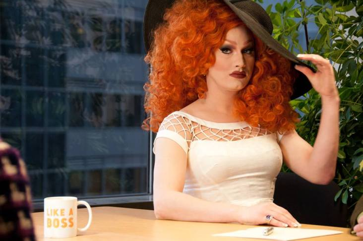 "Jinkx Monsoon on the upcoming Season 2 of ""Capitol Hill"""